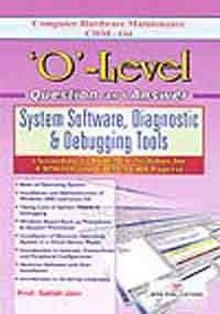 9788183332613: 'O' Level Questions & Answers: System Software, Diagnostic & Debugging Tools