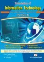 9788183334730: Foundation of Information Technology (CBSE-class X)