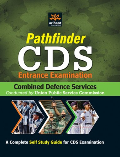 Pathfinder CDS Examination Conducted by UPSC: Expert Compilations