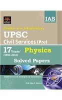 UPSC Civil Services (Pre) Physics: Expert Compilations