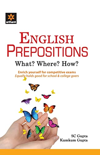 9788183482226: English Prepositions What? Where? How?