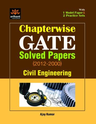 9788183487740: GATE Civil Engineering