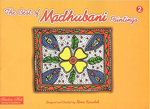 Best of Madhubani Paintings-Vol 2.: NA