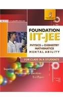 9788183551106: Foundation IIT-JEE (Physics, Chemistry, Maths, Mental Ability) for Class X/IX