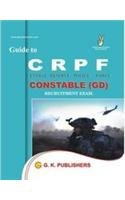 9788183553919: Guide to CRPF CONSTABLE (GD) Recruitment Exam.