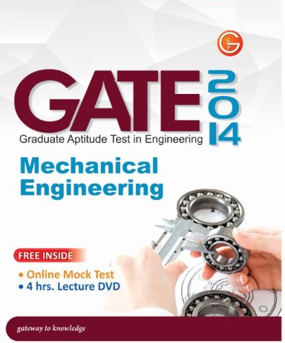 9788183557917: GATE Graduate Aptitude Test in Engineering 2014