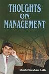 Thoughts on Management: S. Rath