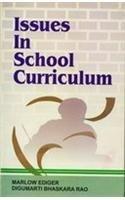 Issues in School Curriculum: Rao D. Bhaskara
