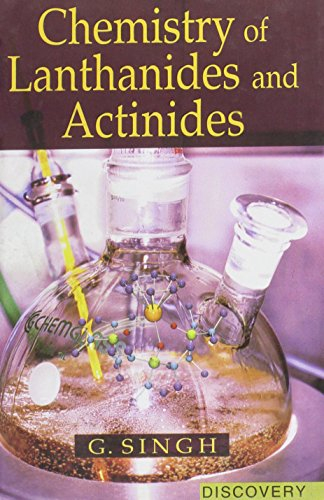 9788183562416: Chemistry of Lanthanides and Actinides