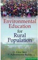 9788183562454: Environmental Education for Rural Population