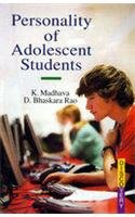 9788183562621: Personality of Adolescent Students
