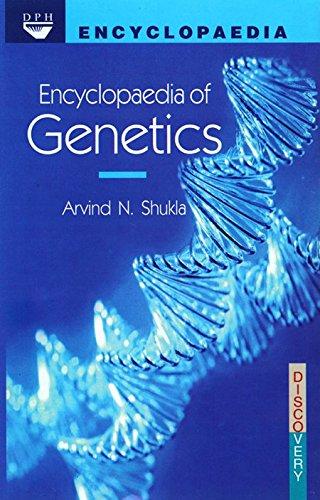 Encyclopaedia of Genetics, 5 Vols Set: Arvind N. Shukla