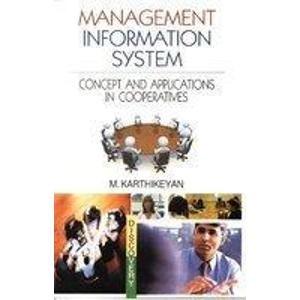 Management Information System: M. Karthikeyan