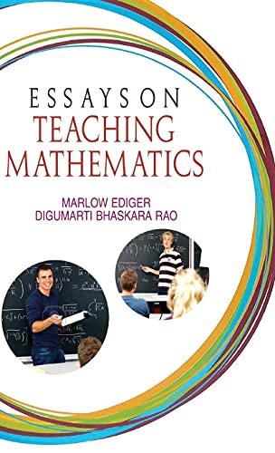 Essays on Teaching Mathematics: Digumarti Bhaskara Rao