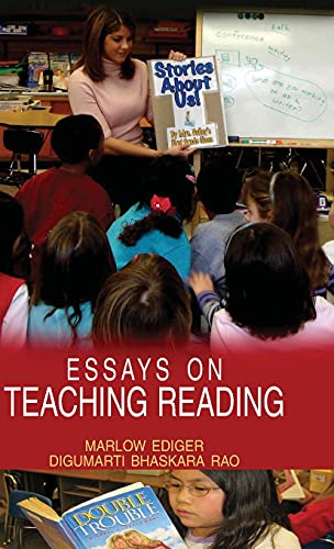 Essays on Teaching Reading: D.B. Rao,Marlow Ediger