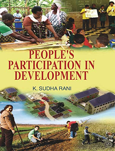 People's Participation in Development: K. Sudha Rani
