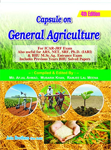 Capsule On General Agriculture (For ICAR -
