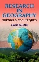 9788183700764: Research in Geography: Trends & Techniques