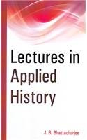 9788183703598: Lectures in Applied History HB