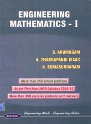 Engineering Mathematics-1: S. Arumugam, A. Thangapandi Isaac and A. Somasundaram