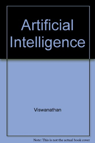 9788183712729: Artificial Intelligence