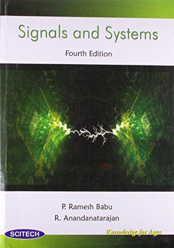 Signals and Systems (Paperback): Rameshbabu