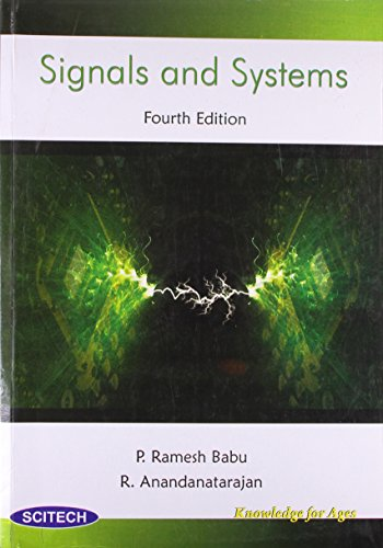 9788183712880: Signals and Systems