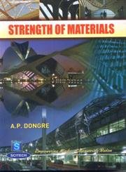 Strength of Materials: A.P. Dongre