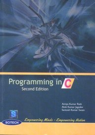 Programming in C: Amiya Kumar Rath,