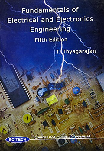 9788183716154: Fundamentals of Electrical and Electronics Engineering