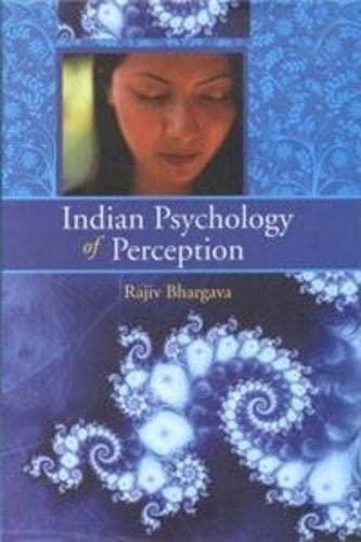 9788183762762: Indian Psychology of Perception