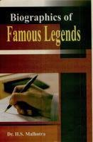 Biographies of Famous Legends: H.S. Malhotra