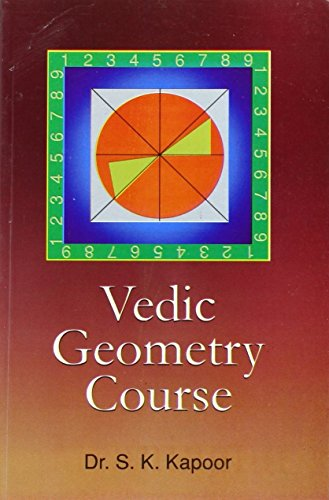 9788183820479: Vedic Geometry Course