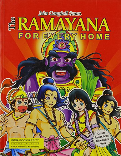 The Ramayana: For Every Home: John Campbell Oman