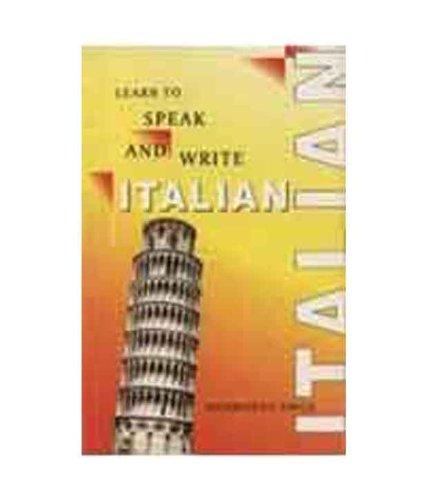 Learn to Speak And Write Italian: Manmohan Singh