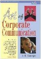 Art of Corporate Communication: Banerjee A.K.