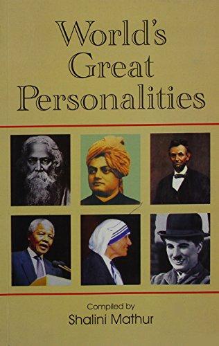 World`s Great Personalities: Shalini Mathur
