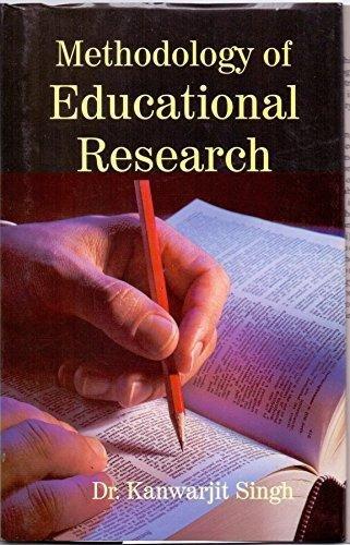 Methodology of Educational Research: Singh Kanwarjit