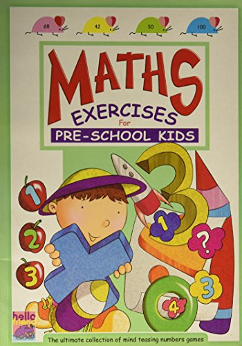 Maths Exercises For Pre School