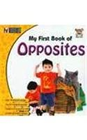 9788183854450: My First Book Of Opposite