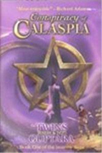 9788183860260: The Conspiracy of Calaspia (Insanity Saga)