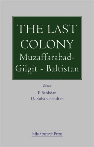 The Last Colony: P. Stobdan and