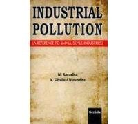 9788183871556: Industrial Pollution (A Reference to Small Scale Industries)