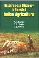 Resource-use Efficiency in Irrigated Indian Agriculture: Bhise V.B. Takle