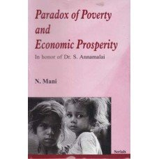 Paradox of Poverty and Economic Prosperity: N. Mani