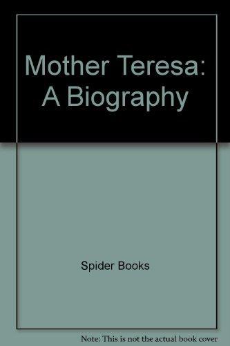 9788183880787: Mother Teresa: A Biography