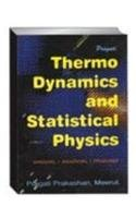 9788183984287: Thermodynamics And Statistical Physics