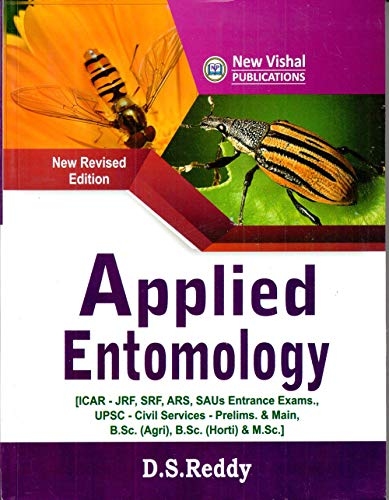 Applied Entomology:on competitive view (for JRF/SRF/ARS/NET/ph.D.-IARI/SAUS Entrance): N/A