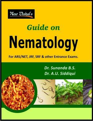 Guide on Nematology for ARS NET JRF: Sunanda, B S