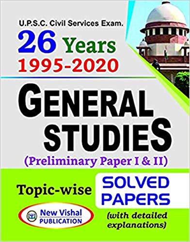 Ias General Studies Preliminary Topic Wise Solved